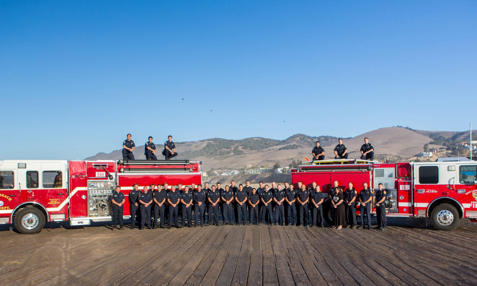San Luis Obispo County Fire Department